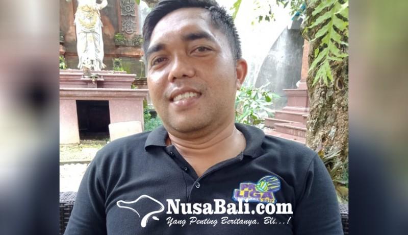 www.nusabali.com-latihan-tim-voli-pantai-digeser-ke-nusa-lembongan