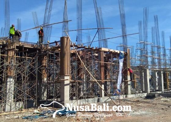 Nusabali.com - gedung-baru-universitas-terbuka-denpasar-telan-anggaran-rp-72-miliar