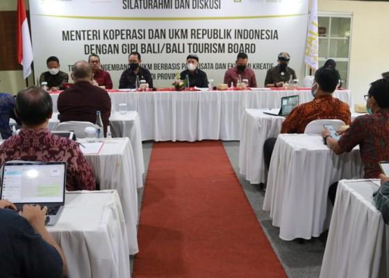 Nusabali.com - menkop-ukm-dukung-kebijakan-spasial-untuk-pemulihan-ekonomi-bali
