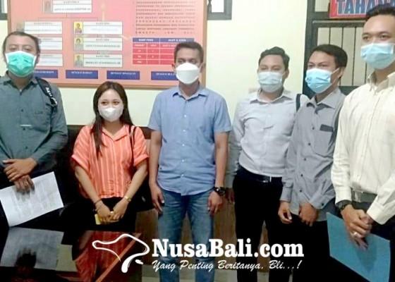 Nusabali.com - lsm-kompak-datangi-mapolres-buleleng
