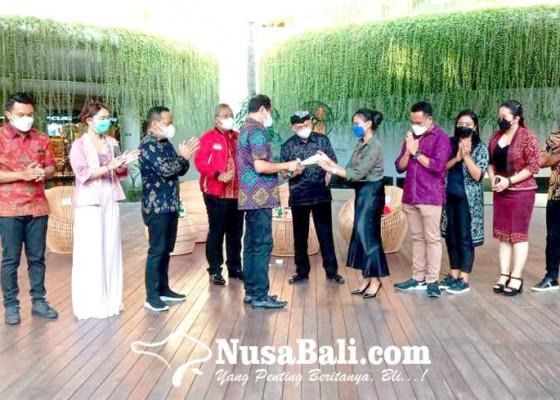 Nusabali.com - industri-kreatif-rapat-barisan