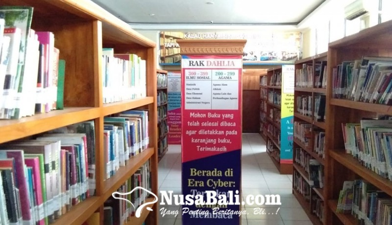 www.nusabali.com-perpustakaan-kota-denpasar-layani-peminjaman-buku-secara-online