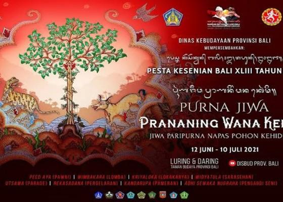Nusabali.com - pkb-xliii-dibuka-presiden-joko-widodo-secara-virtual-pada-12-juni-2021