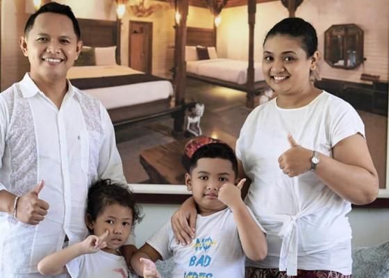 Nusabali.com - pesan-dan-doa-de-ama-ke-anak-lewat-bagia-selantang-yusa