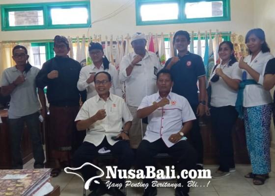 Nusabali.com - pengurus-rugby-temui-petinggi-koni-karangasem
