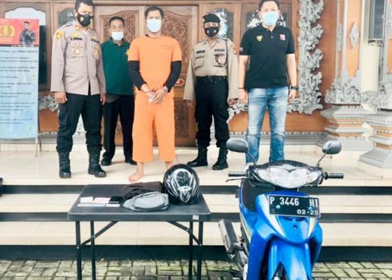 Nusabali.com - sempat-kabur-residivis-akhirnya-ditangkap-di-semak-semak