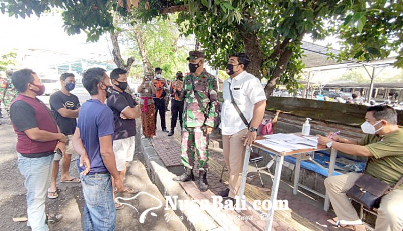 www.nusabali.com-19-warga-terjaring-razia-prokes-di-jalan-sutoyo