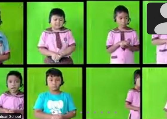 Nusabali.com - cultural-program-and-graduation-yudistira-batuan-school-diadakan-secara-virtual