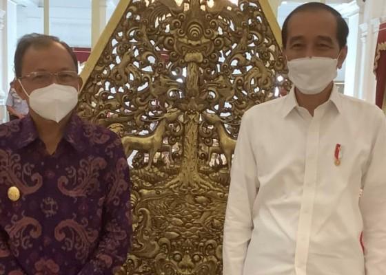 Nusabali.com - diundang-ke-istana-koster-minta-buka-pariwisata