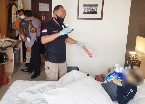 Nusabali.com - jarang-keluar-kamar-tamu-hotel-ditemukan-tewas