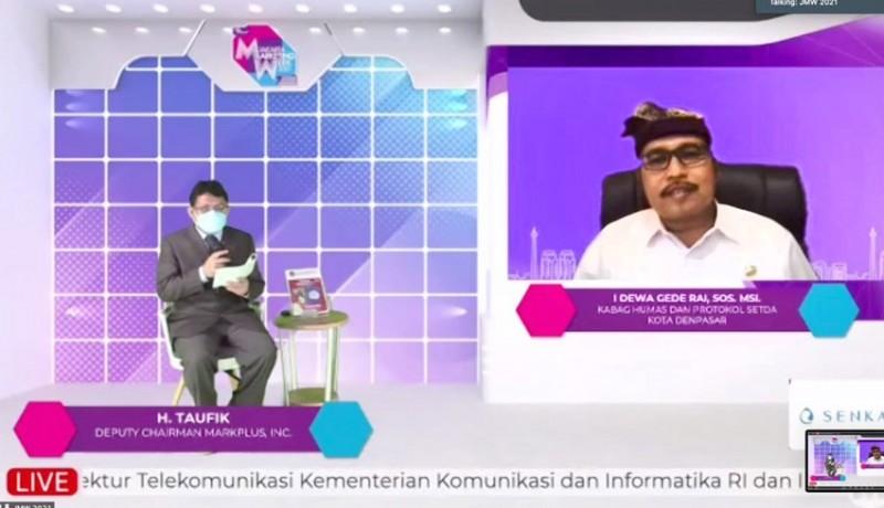www.nusabali.com-pemkot-denpasar-masuk-3-besar-nasional-ajang-humas-entrepreneurial-award-2021