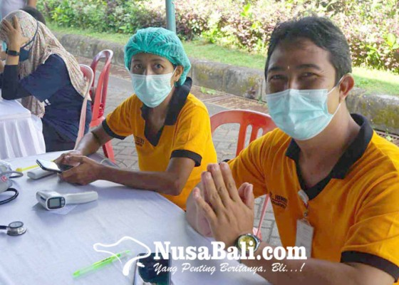 Nusabali.com - utd-pmi-kesulitan-layani-donor-darah