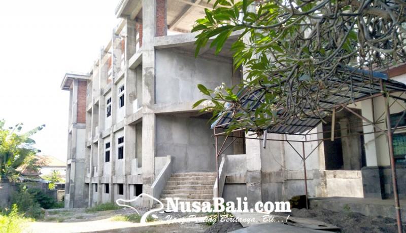 www.nusabali.com-terkesan-mangkrak-pembangunan-dilakukan-bertahap