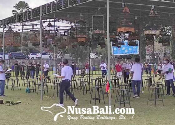 Nusabali.com - lomba-burung-berkicau-semarakkan-bulan-bung-karno