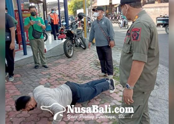 Nusabali.com - tim-yustisi-kembali-jaring-21-pelanggar-prokes