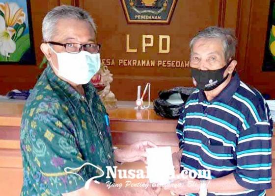 Nusabali.com - syarat-cairkan-blt-wajib-bawa-sertifikat-vaksinasi