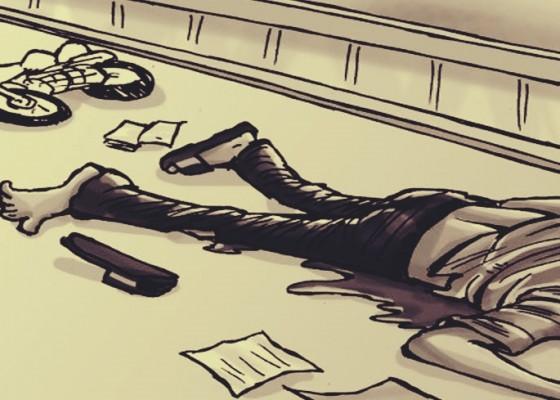 Nusabali.com - diserempet-tronton-pelajar-tewas