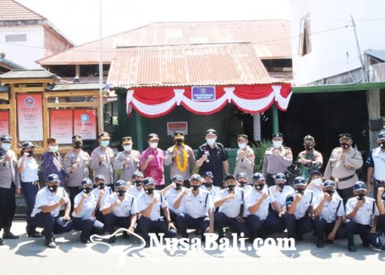 Nusabali.com - desa-bulian-wakili-buleleng-lomba-satkamling-tingkat-polda-bali