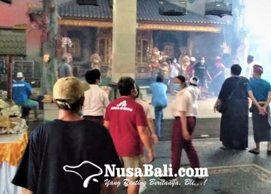 Nusabali.com - gases-sesetan-kebakaran-api-berasal-dari-gudang