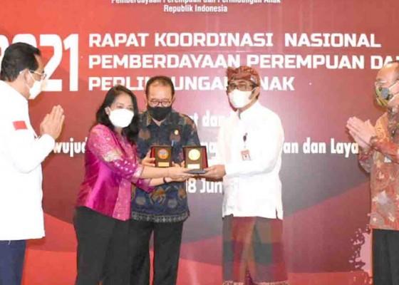 Nusabali.com - walikota-jaya-negara-hadiri-rakornas-pppa