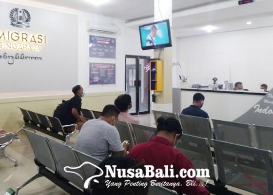 Nusabali.com - permohonan-penerbitan-paspor-untuk-pmi-meningkat