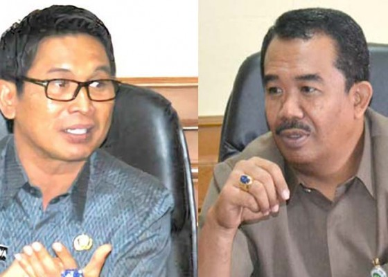 Nusabali.com - adi-arnawa-vs-suambara-berebut-sekda-badung