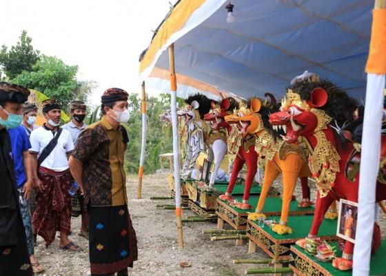 Nusabali.com - krama-ngaben-wajib-jaga-prokes-covid-19