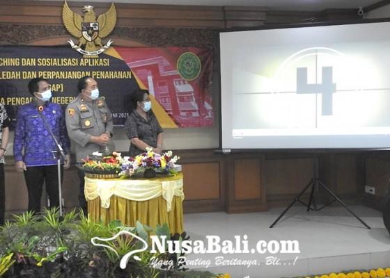Nusabali.com - pn-gianyar-luncurkan-aplikasi-e-sigap