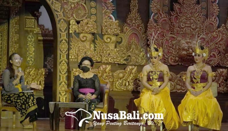 www.nusabali.com-ukm-kesenian-unud-dan-pemkot-denpasar-adakan-workshop-tari-cendrawasih