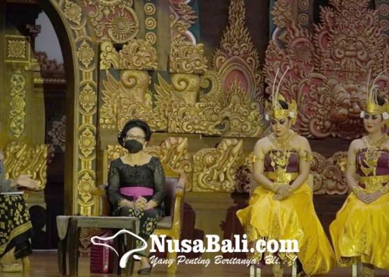 Nusabali.com - ukm-kesenian-unud-dan-pemkot-denpasar-adakan-workshop-tari-cendrawasih