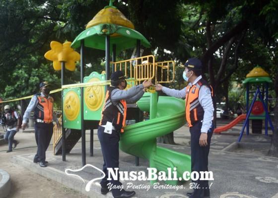 Nusabali.com - tempat-bermain-anak-ditutup