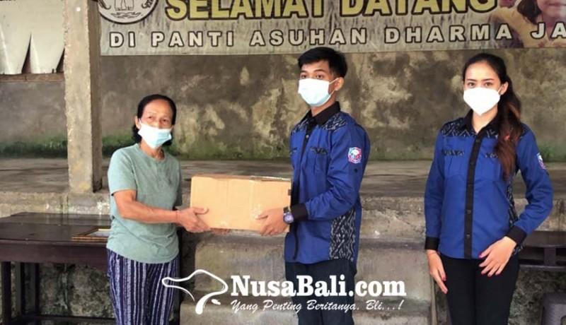 www.nusabali.com-duta-genre-2021-stiki-indonesia-dan-pik-m-janadi-sahwahita-adakan-bakti-sosial-sebagai-wujud-kepedulian