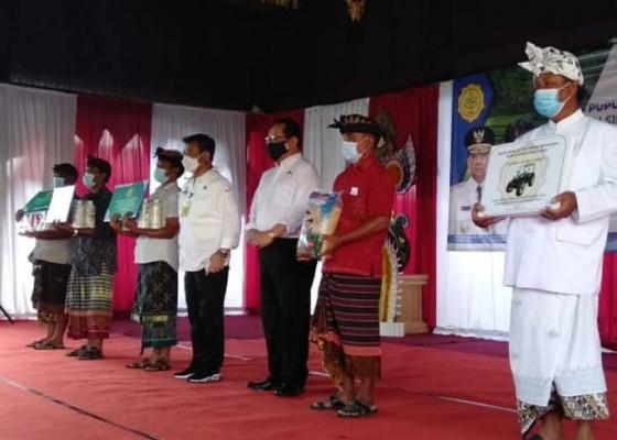 Nusabali.com - mentan-syahrul-dorong-masyarakat-bali-bertani-organik
