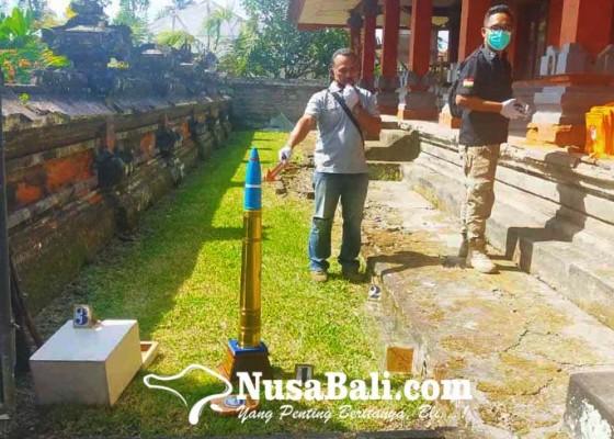 Nusabali.com - pelaku-pencurian-di-taman-margarana-masih-misterius