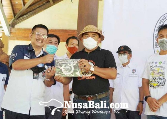 Nusabali.com - bupati-tamba-promosikan-potensi-jembrana