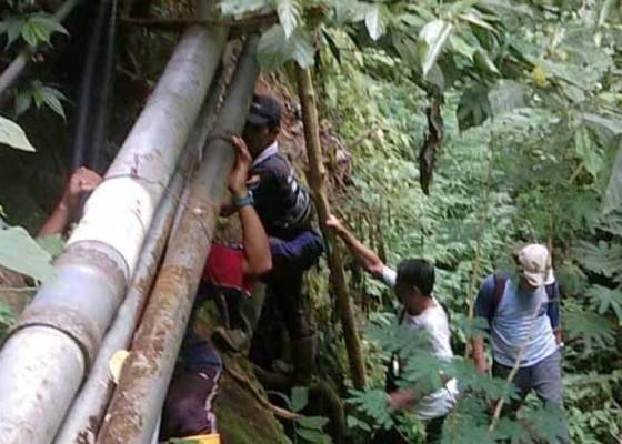 Nusabali.com - tiga-desa-dapat-bantuan-spam-kementerian-pupr