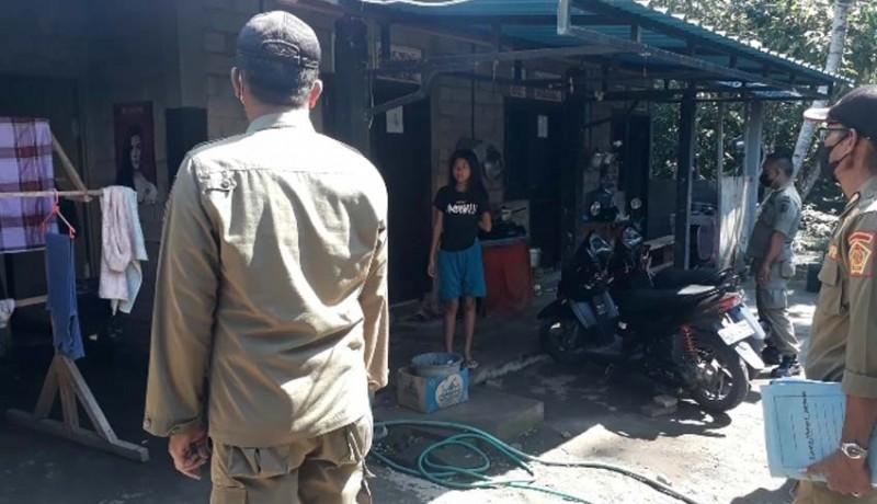 www.nusabali.com-satpol-pp-ciduk-6-orang-duktang-tanpa-suket-penduduk-non-permanen
