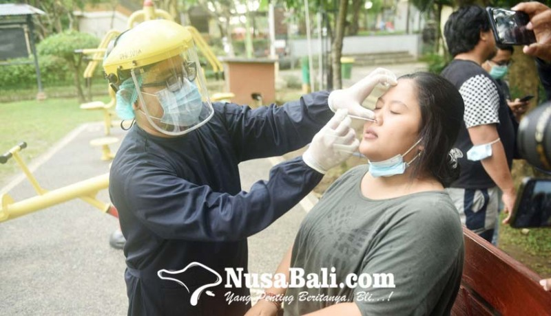 www.nusabali.com-20-orang-dirapid-antigen-di-taman-kota-lumintang