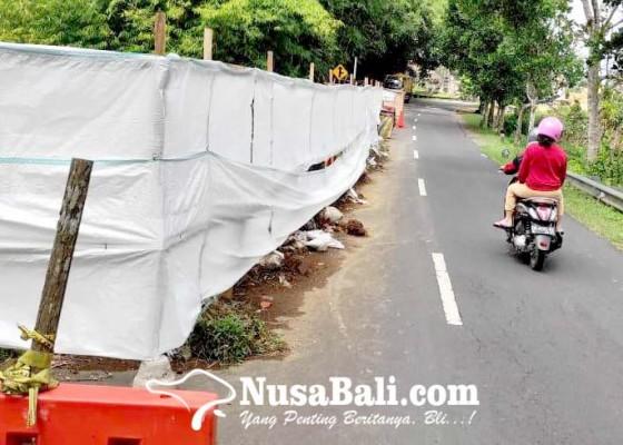 Nusabali.com - perbaiki-jalan-di-banjar-gebagan-pemprov-kucurkan-rp-7-miliar