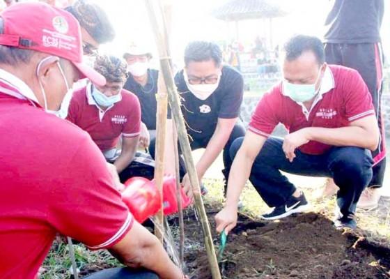 Nusabali.com - pemprov-bali-ajak-masyarakat-hijaukan-lingkungan