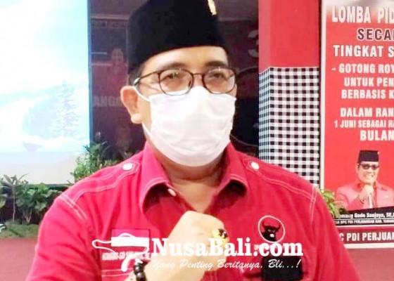 Nusabali.com - dpc-pdip-tabanan-target-sapu-bersih
