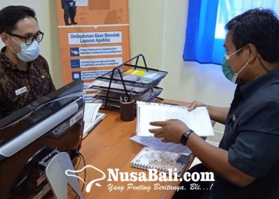 Nusabali.com - disdikpora-dilaporkan-ke-ombudsman