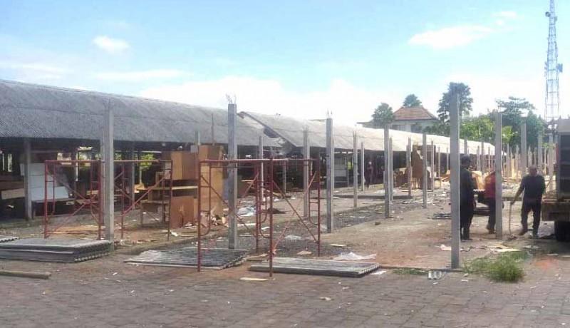 www.nusabali.com-manfaatkan-bekas-bangunan-relokasi-pedagang-pasar-sukawati