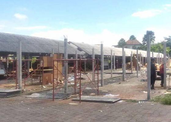 Nusabali.com - manfaatkan-bekas-bangunan-relokasi-pedagang-pasar-sukawati