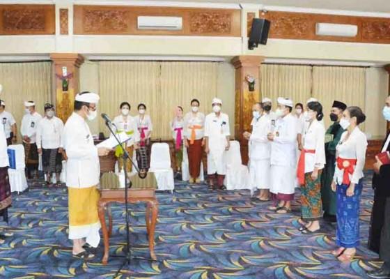 Nusabali.com - perubahan-nomenklatur-walikota-jaya-negara-lantik-pejabat-administrator-dan-pengawas