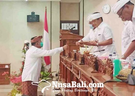 Nusabali.com - empat-ranperda-mulai-dibahas