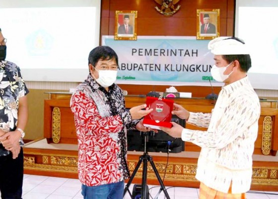 Nusabali.com - pemkab-minahasa-kunker-ke-klungkung