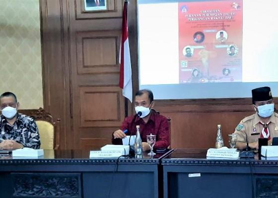 Nusabali.com - monumen-perjuangan-rakyat-bali-gandeng-pramuka-sosialisasikan-perjuangan-rakyat-bali
