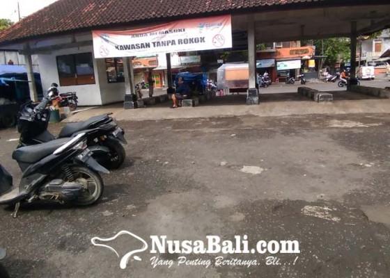 Nusabali.com - dishub-tutup-sementara-pasar-loak-kereneng