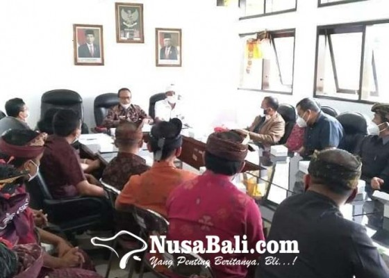 Nusabali.com - kaling-inginkan-setara-kepala-kewilayahan
